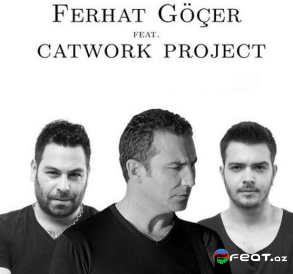 Ferhat Göçer (ft. Catwork Remix Engineers)- Yalan Dünya Remix (Yeni Mp3 + Klip)