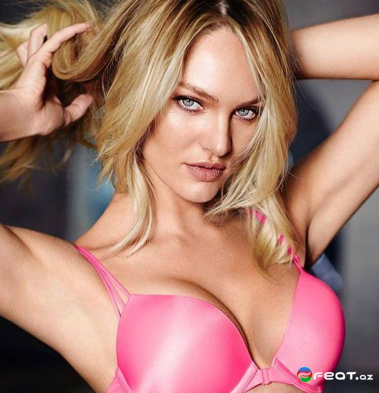 Victoria's Secret''in mələyi - Candice Swanepoel