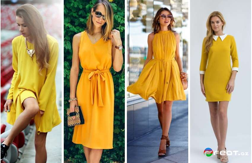 Модные Платья 2017