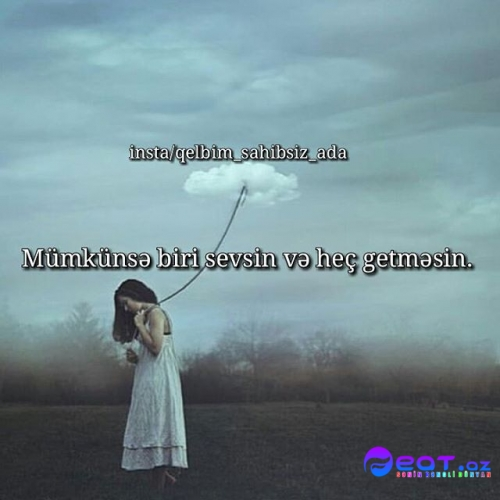 Insta Qelbim Sahibsiz Ada Images Səkillər