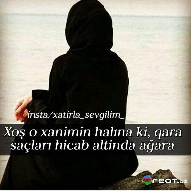 Aglayan Hicabli Qiz Sekilleri Images Səkillər