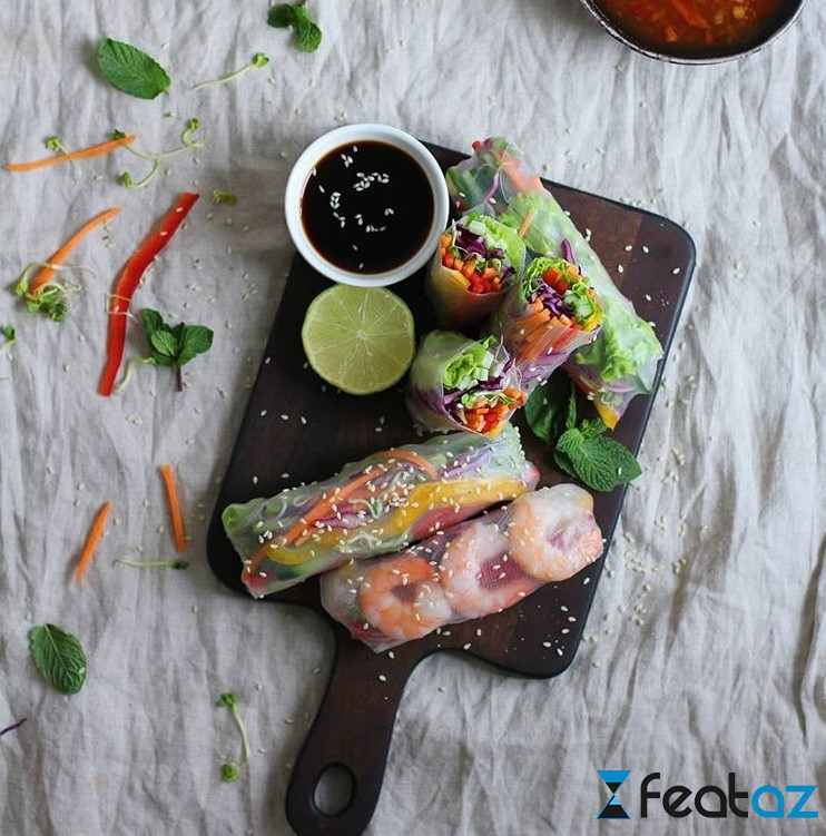 Spring Roll Resepti